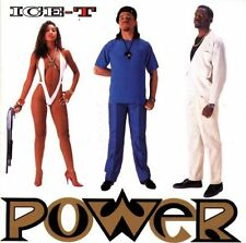Ice-T - Power [New CD] Explicit, Manufactured On Demand