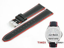 Timex Replacement Band t2g521 Perpetual Calendar fits t2g541 Spare 20mm