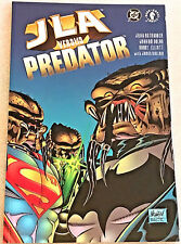 JLA VS PREDATOR  GN 2001  NM  DC/DARK HORSE COMICS