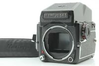 【Exc+5 w/ STRAP】 Mamiya M645 1000S AE Prism Finder Film Camera Body from JAPAN