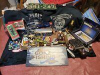 Vintage Junk Drawer Lot, Guys Gizmos & Gadgets!