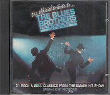 Tribute to the Blues Brothers  Soundtrack CD FASTPOST