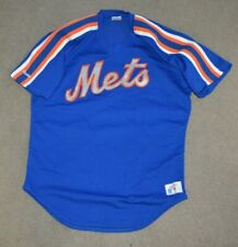 Vtg NY Mets BP Spring Training Authentic Jersey Prototype Sample Rawlings 40