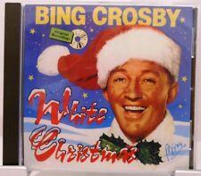 Bing Crosby + White Christmas + CD Weihnachten + Original Recordings + Kultalbum