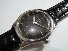 RARE VINTAGE OMEGA SEAMASTER AUTOMATIC Cal.491 HONEYCOMB DIAL MEN'S WATCH