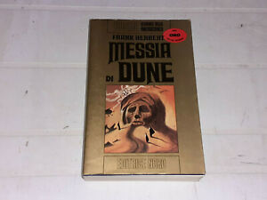 FRANK HERBERT: MESSIA DI DUNE (Editrice Nord - Cosmo Serie Oro) 1984
