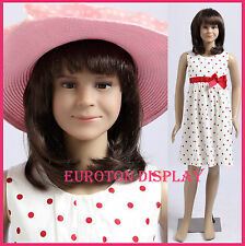 SB-2 Kinderpuppe Schaufensterpuppe Mannequin Kind  kid mannequin 140cm