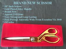 "9.5"" Scissor Tailor dressmaking sewing cutting trimming Brand new sharp"