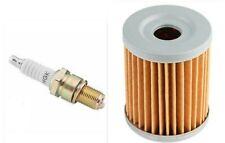 SUZUKI DR200SE 1996–2009 Tusk Tune Up Kit Oil Filter + Spark Plug drz