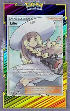 Lilie Full Art - SL1:Soleil et Lune - 147/149 - Carte Pokemon Neuve Française