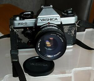 Yashica FX - D Quartz Parts or Repair