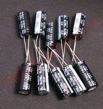 (12pcs) 2200uf 10v Rubycon Electrolytic Capacitor 10v2200uf Low impedance For TV