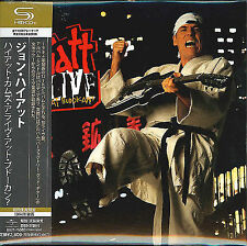 JOHN HIATT-HIATT COMES ALIVE AT BUDOKAN?-JAPAN MINI LP SHM-CD G00