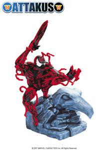 Statue Attakus Carnage limité à 666 exemplaire monde Spiderman DC comics
