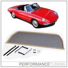 Coupe vent / Filet anti remous BEIGE - ALFA ROMEO 105 115  SPIDER 1965-1995