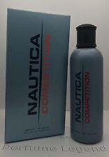 NAUTICA COMPETITION BY NAUTICA FOR MEN 4.2 OZ.AFTER SHAVE SPLASH NIB (SKU:703)