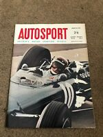 AUG 26 1966 AUTOSPORT vintage car magazine