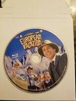 National Lampoon's European Vacation Blu-Ray disc only