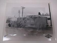 Original Fruehauf Trailer Factory Photo Growers Marketing San Diego Ca M041