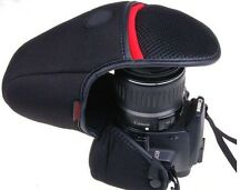 Soft Camera Case Bag Cover For CANON EOS 450D 500D 600D 550D 18-135 18-200 LENS