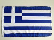 Fahne Flagge Griechenland 30x45 cm mit Schaft