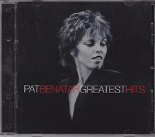 PAT BENATAR - GREATEST HITS on CD