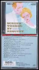 SCREEN THEMES by REQUEST (BOF/OST) (CD japan) 1986 NEUF