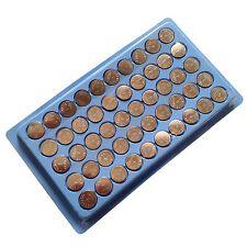 50x AG10 LR1130 389 Alkaline SR1130 LR45 189 RW89 L1131 SR54 CELL Button Battery