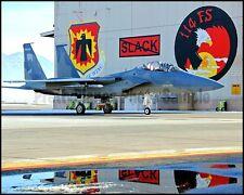 Oregon ANG F-15 Eagle 114th FS Kingsley Field 2013 8x10 Aircraft Photos