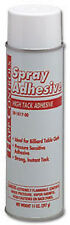 SPRAY ADHESIVE FOR POOL TABLE CLOTH   INSTALL