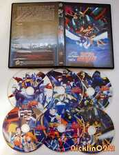 MOBILE FIGHTER G GUNDAM Complete 49 Episode NEW DVD English dub SET BOX in USA