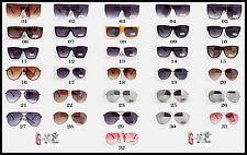 Occhiali Da Sole Uomo Donna Trendy Cool Mascherina Multicolore IPM