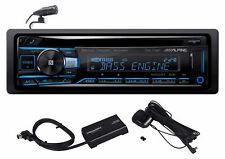 ALPINE CDE-175BT In-Dash Bluetooth CD Receiver Car Stereo USB/AUX+SiriusXM Tuner