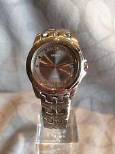 Seiko All Stainless Steel - 100 M - W/R 10 Bar - Unisex Watch *LIQUIDATION*