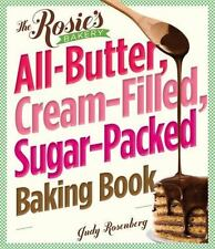 NEW - The Rosie's Bakery All-Butter, Cream-Filled, Sugar-Packed Baking Book