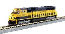 Kato N Scale 176-6409 SD70MAC Alaska Railroad (ARR) #4011 DCC Ready New!