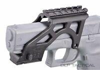 Tactical Scope Mount Rail for Gen 3 & 4 Glock 17 19 20 21 22 23 34 2-0004 New