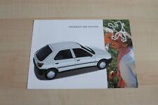 86179) Peugeot 306 XN XNd Prospekt 199?