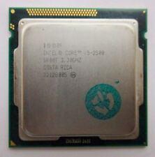 Intel Core i5-2500 SR00T 3.30GHz 6MB Quad Core Socket LGA1155 CPU Processor