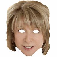 Bruce Jones Mask Les Battersby Celebrity Card Coronation Street Masks Pre-Cut!