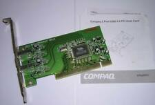 COMPAQ CPQ5PHC 2 Port USB 2.0 PCI Host Card
