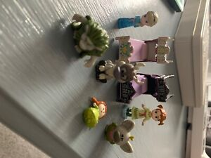 disney animation frozen characters set