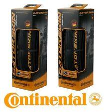 Continental Gatorskin 700x23c Road Bicycle Folding Tire Pair Black