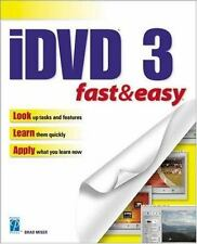 iDVD 3 Fast & Easy (Fast & Easy (Premier Press))
