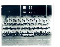 1959 NEW YORK YANKEES TEAM 8X10 PHOTO MANTLE FORD BOYER  BASEBALL HOF USA