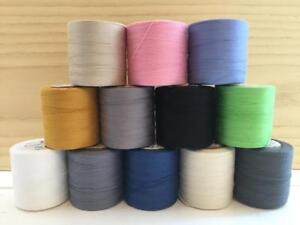 Heavy Duty TEX 70 Organic Cotton Sewing Thread