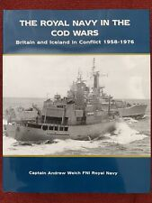 More details for the royal navy in the cod wars book captain a welch hb 2006