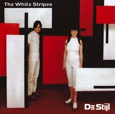 *23 SOLD* The White Stripes - De Stijl - CD - New!! Sealed !! FREE SHIPPING!!
