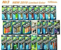 Fiiish Black Minnow 2019 № 3-120mm. (4,7inc) Tutti Colori Corpo Combos Nuoto