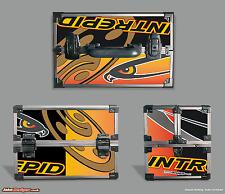 INTREPID Cassetta Degli Attrezzi Adesivo Kit-per adattarsi Maplin Cassetta degli attrezzi-vedere il nostro negozio-Kart